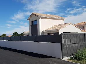 Agencement extérieur menuiserie, store, banne, pergola terrasse lionel Loquet Bouvron